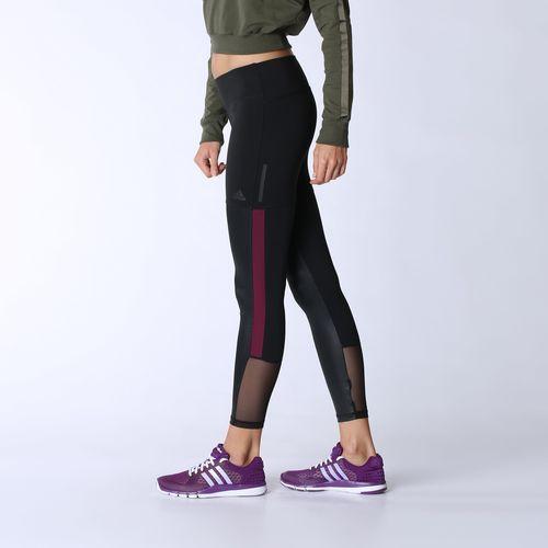 adidas - Calzas Largas de Training Studio Power Mujer Black M67107