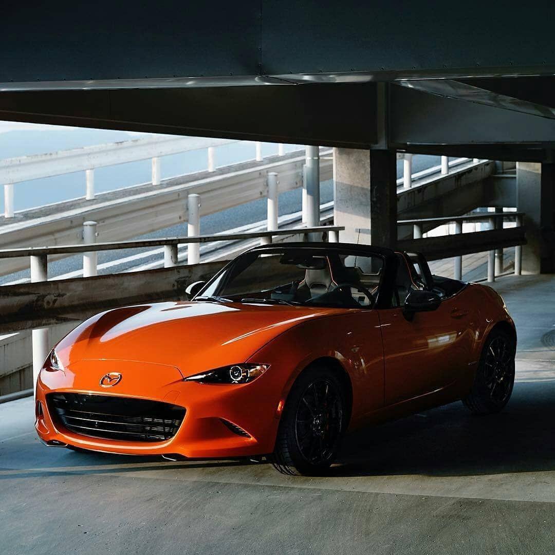 Mazda akan membawa edisi khusus Mazda MX5 Miata 30th