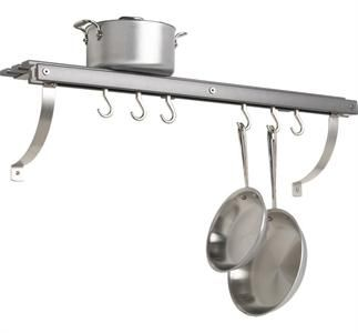 I want a pot rack. There's a punchline there somewhere...