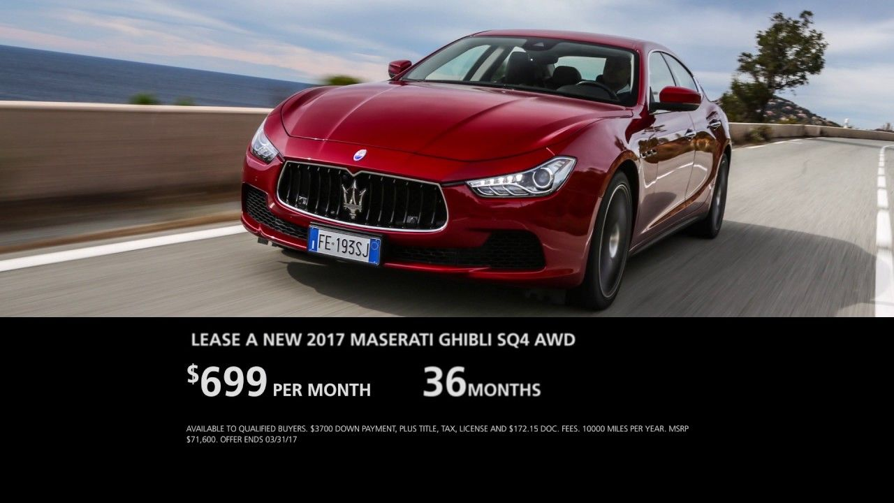 Become A Member Of The Fields Family When You Buy Or Lease From Any Of Our 31 Locations You Also Get Our Fields Amenit Maserati Ghibli Maserati Awd