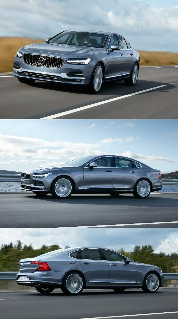 Volvo S90 D4 Inscription Price In India Rs 53 505 Lakhs Read S90