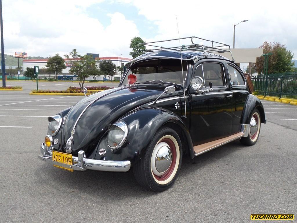 Volkswagen Escarabajo Escarabajo 1600cc Ano 1953 26000 Km