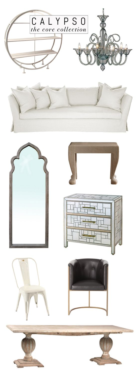 Calypso St. Barth For The Home! #decor #home #interiordesign