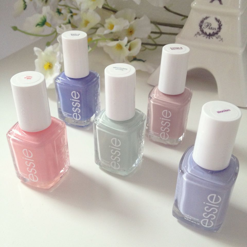 Love Essie Nailpolish! New colours in: Van D\'Go • Lapiz of Luxury ...