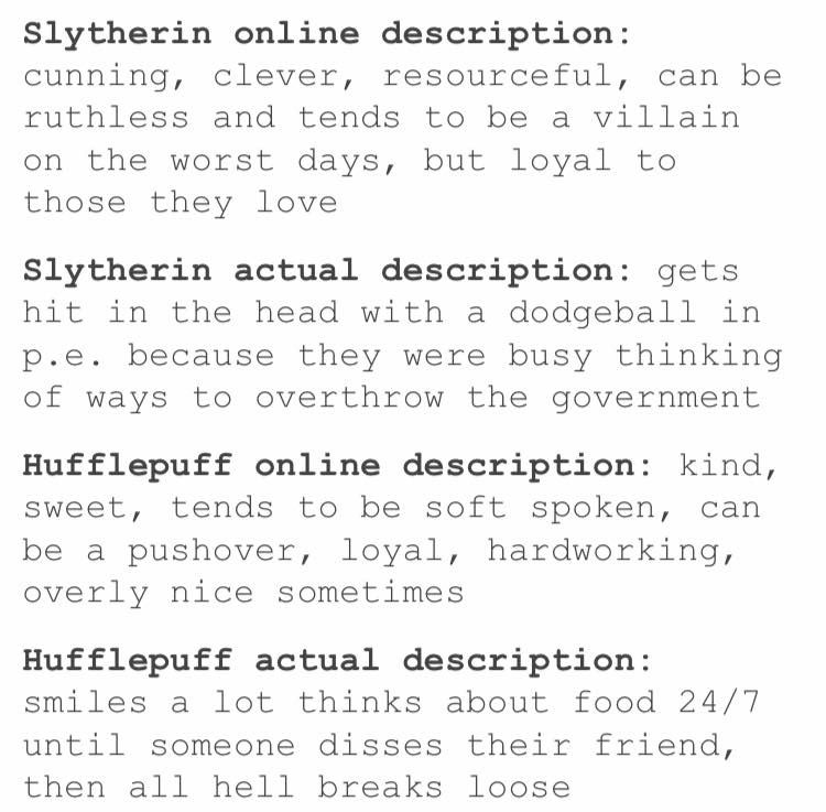 Pin By Paige On Harry Potter Harry Potter Universal Harry Potter Funny Harry Potter Houses