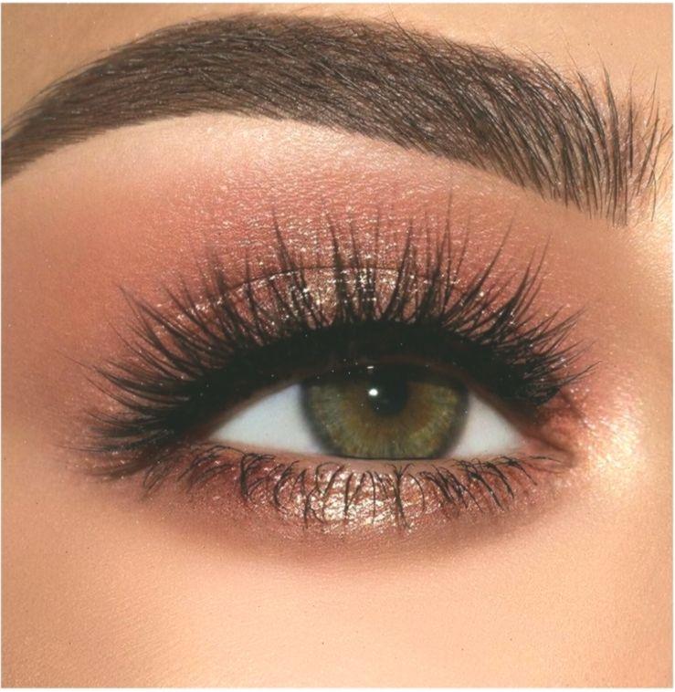 Photo of ROSE GOLD Augen Make-up-Look mit dem PAT McGRATH LABS 'MOTHERSHIP V: Bronze Se…