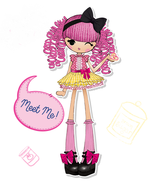Lalaloopsy girls crumbs sugar cookie lalaoopy girl for Lalaloopsy jewel sparkle coloring pages