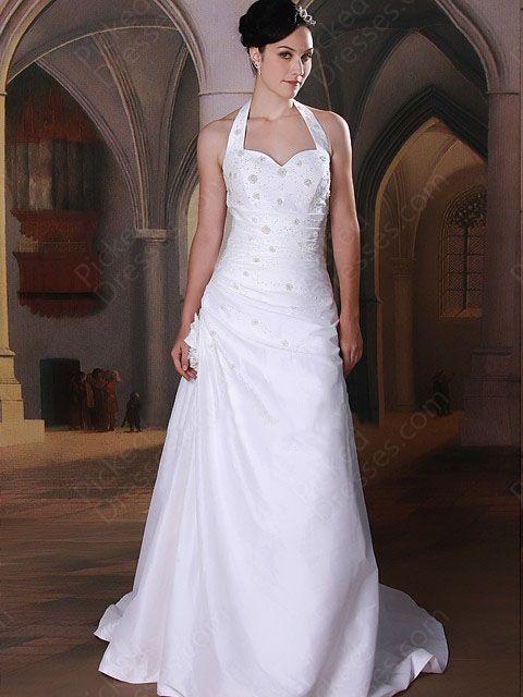 Halter Wedding Dress With Images Wedding Dresses Prom Dresses Canada Cheap Prom Dresses Uk