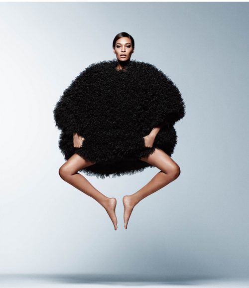 Joan Smalls- WSJ Magazine 2014