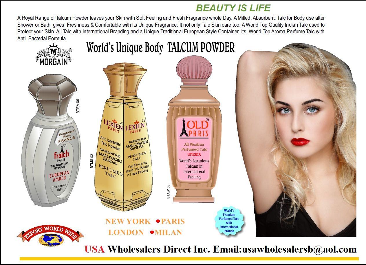 Luxury Organic European Cosmetic lines with halal