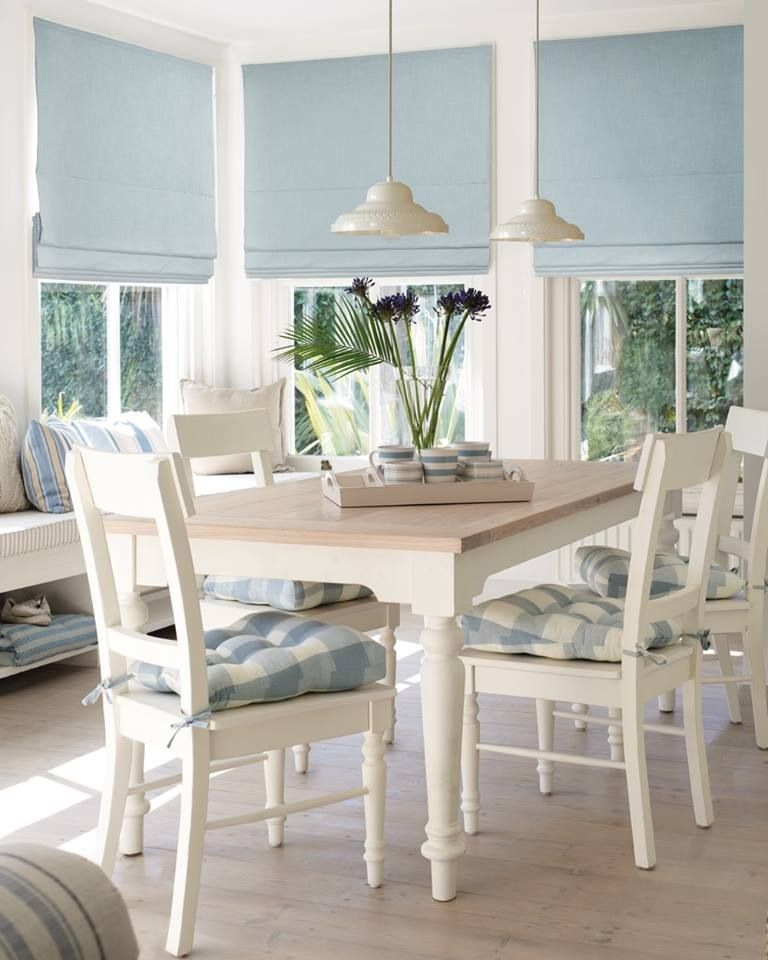 Laura Ashley- Dorset Kitchen Table And Chairs! | Home, House Interior, Home Decor