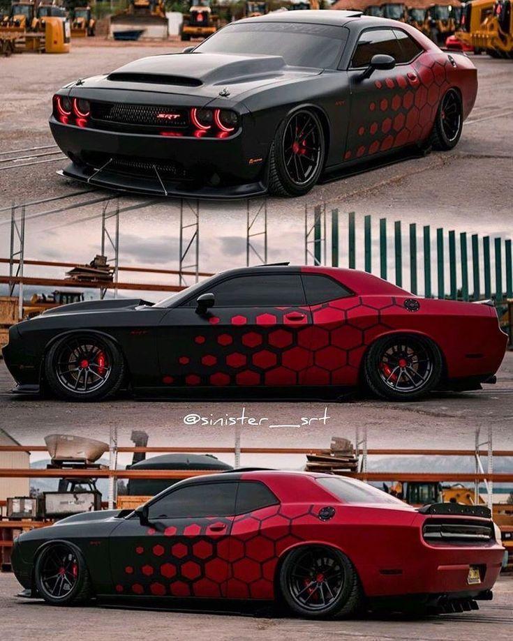 2018 Dodge Challenger SRT Hellcat - Autos und motorräder - #Autos #Challenger #...