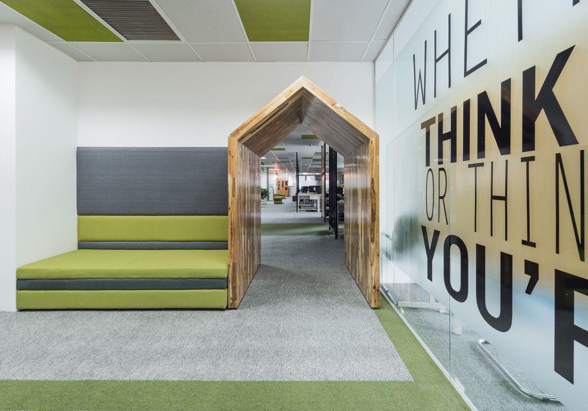 Innenbüro, Innenarchitektur, Arbeitsbereiche, Büroflächen, Corporate  Innenräume, Hanoi Vietnam, Innenräumen, Office Interiors, Office Lounge