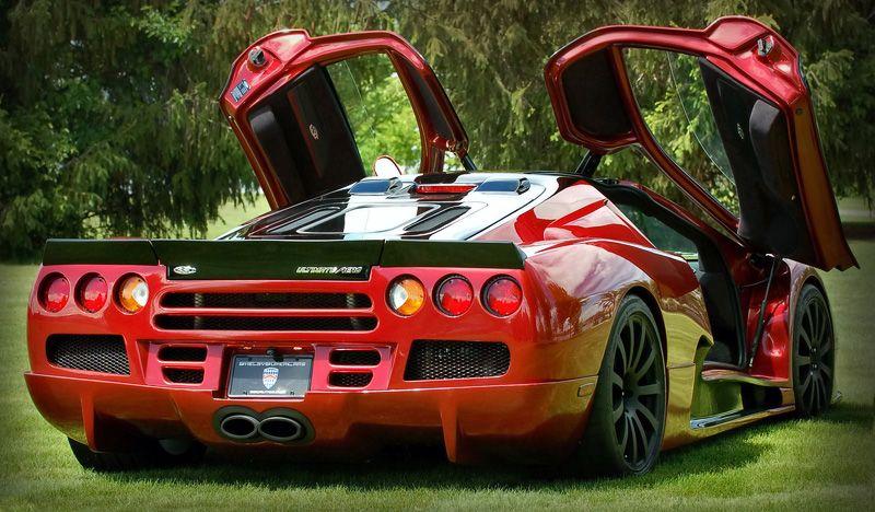 SSC Ultimate Aero TT | auto-mania | Pinterest | Cars