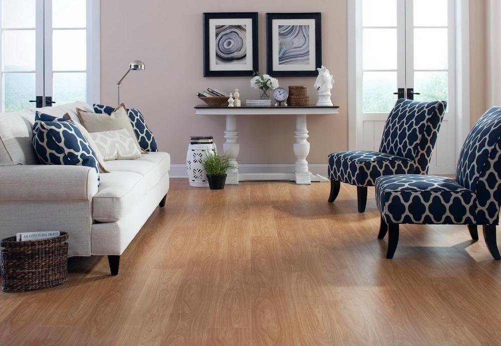 Wildwood Manor Oak Laminate 12mm 100130376 Floor and