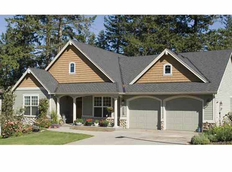Cottage House Plan With  Square Feet And  Bedrooms From Dream Home Source House Plan Code Dhsw