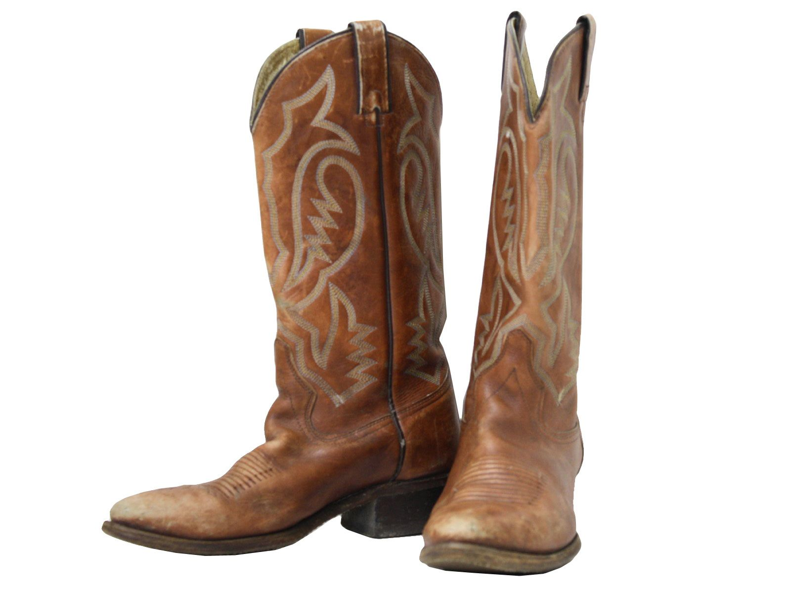 93d7a0b7f16 1980's Texas Mens Shoes - Cowboy Boots in 2019 | Love | Boots, Brown ...