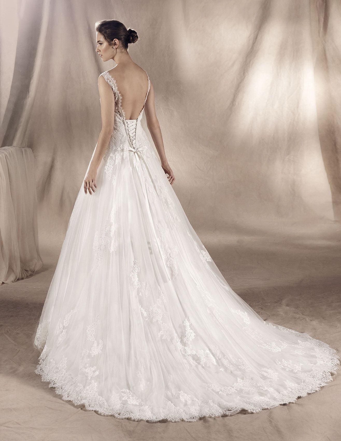wedding dress yamila | 2017 NEW WHITE ONE | Pinterest