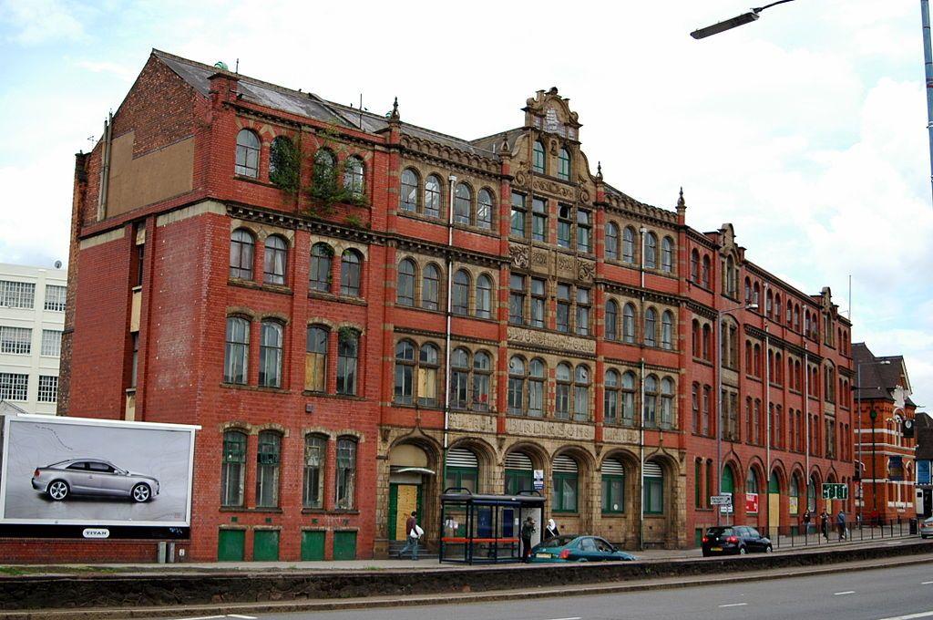 Devonshire Works, Birmingham - Digbeth - Wikipedia, the free encyclopedia