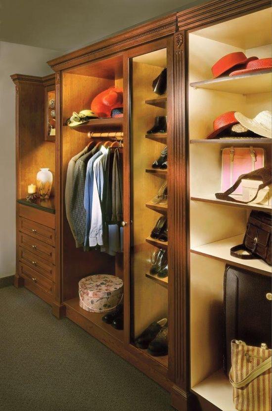 Brighten Up Your Closet With Led Strip Lights Closet Lighting
