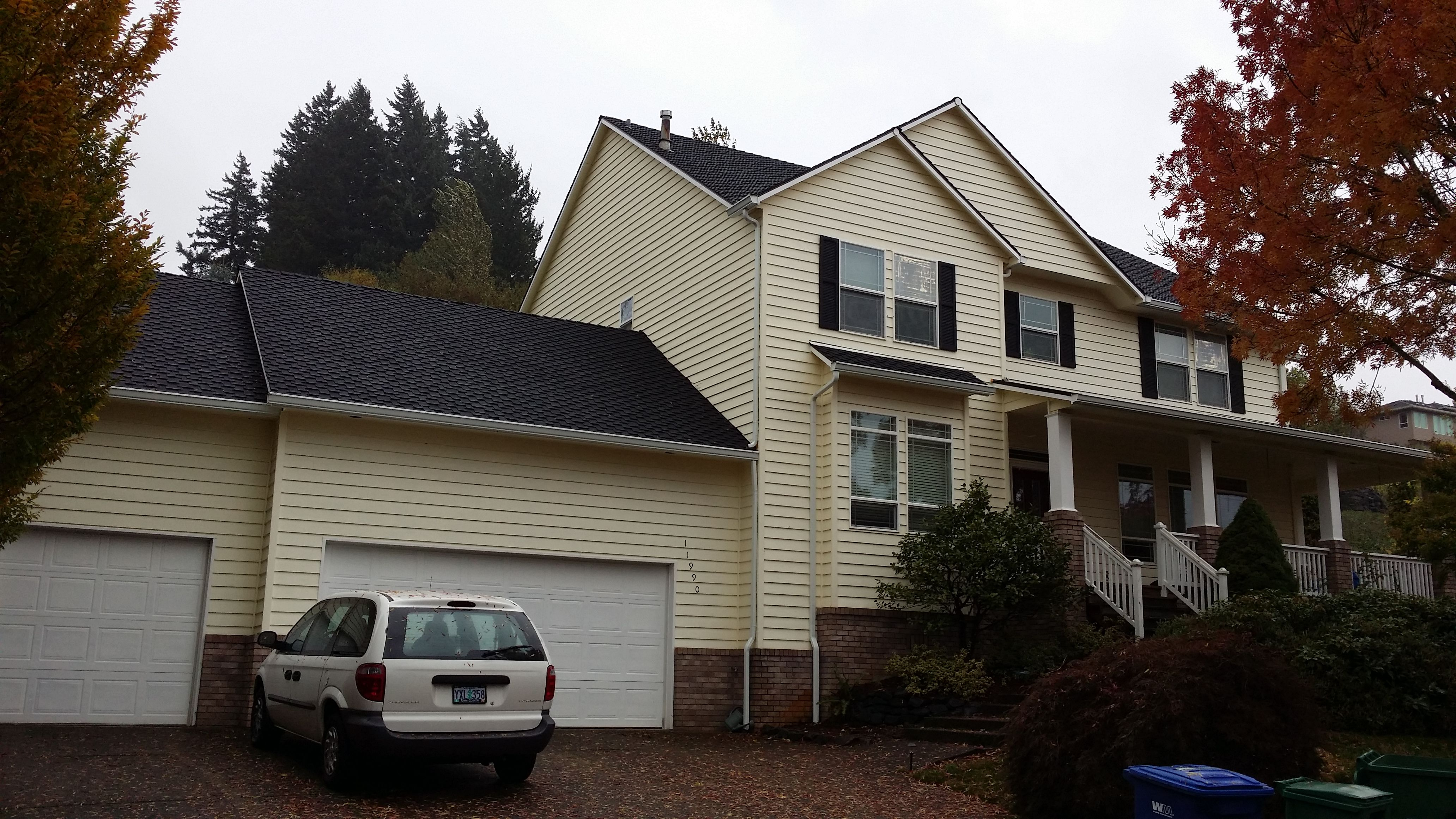 House Painting Clackamas Or Cascade Painting And