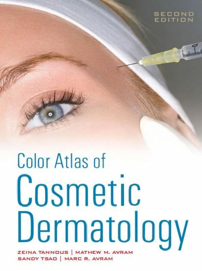 Color Atlas of Cosmetic Dermatology Second Edition PDF Free