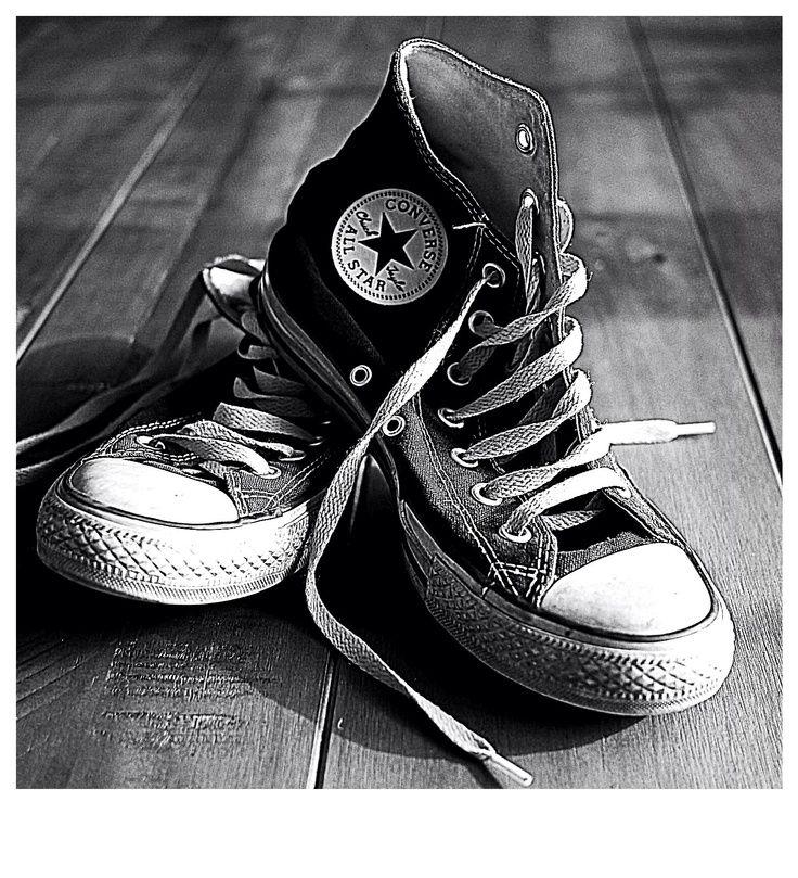 basket converse noir