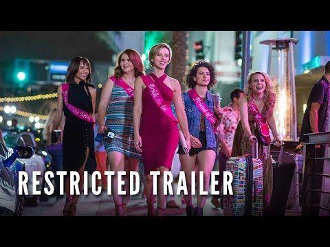 Rough Night Trailer Scarlett Johansson Throws One Wild Party