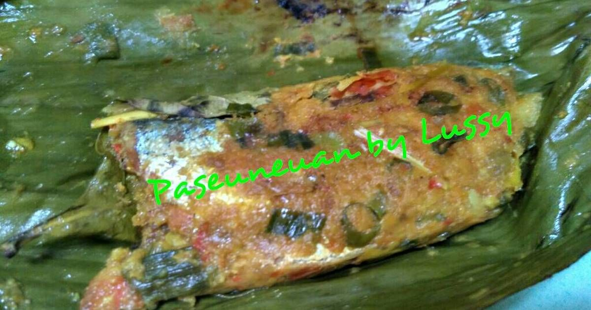 Resep Pepes Peda Ikan Asin Bumbu Uleg Oleh Paseuneuan Resep Resep Ikan Resep Masakan Resep