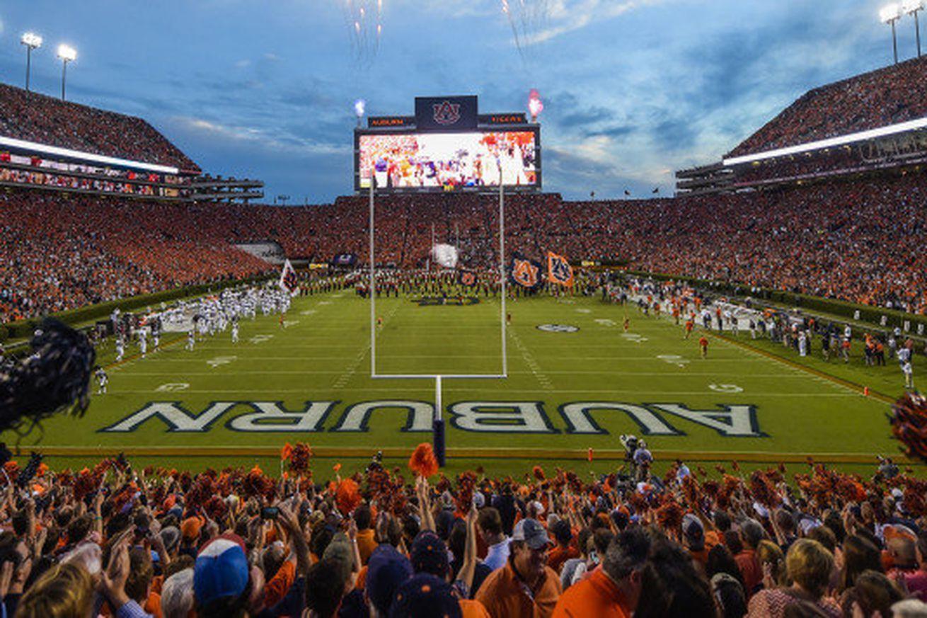 Auburn Ranked 12th In Ap Poll Auburn University Auburn Football