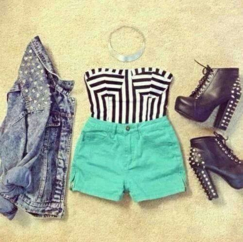 my look ♥