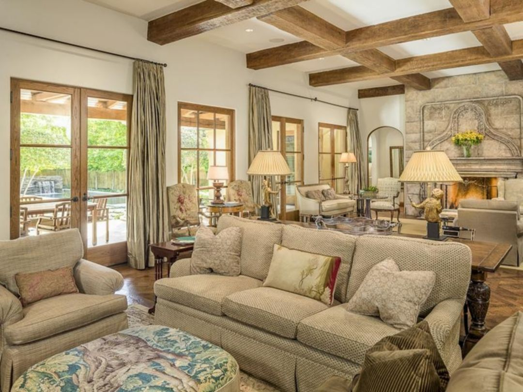 Top 15 Beautiful Santa Barbara Style Interior Collections You Have