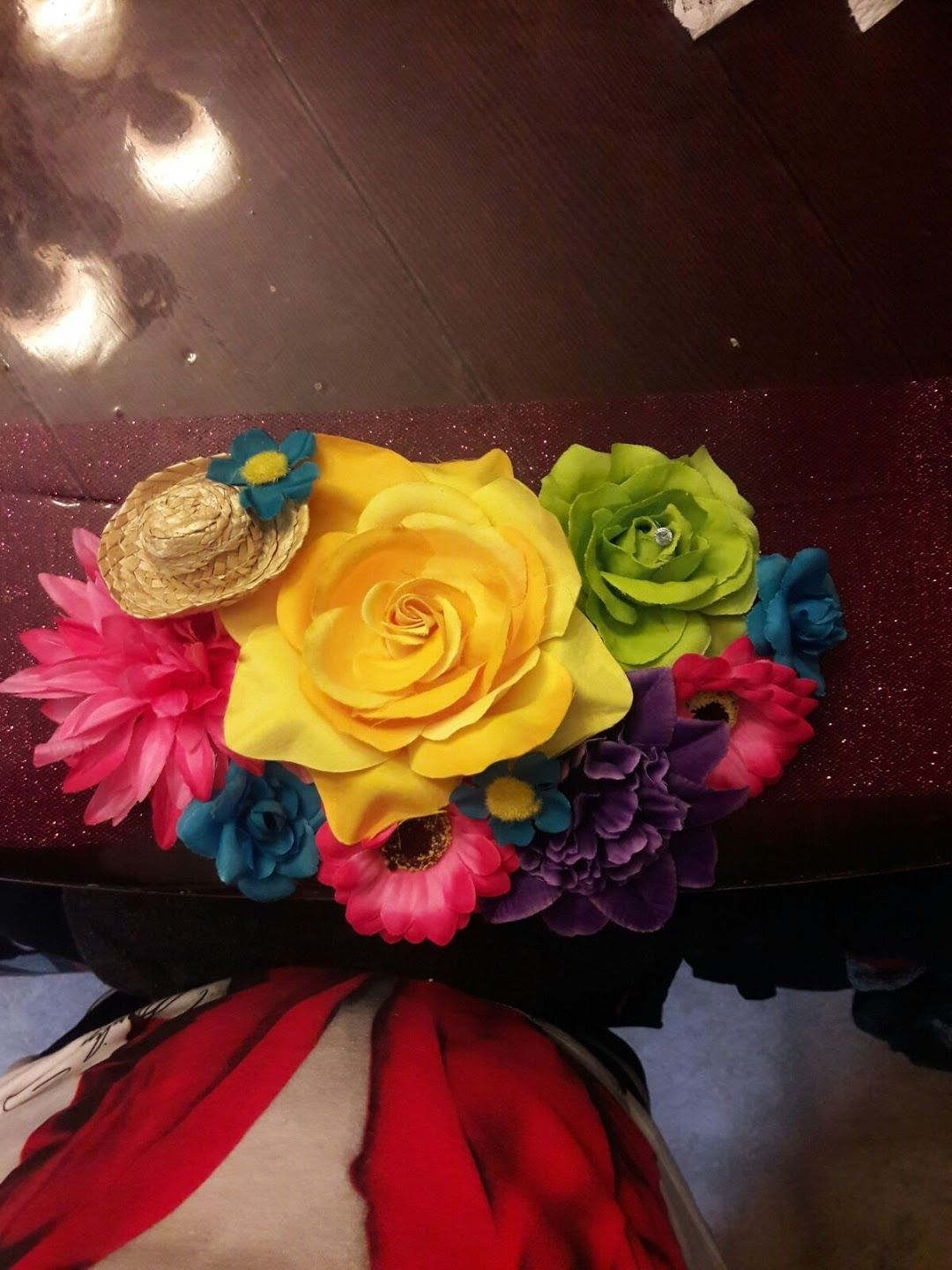 Mexican Baby Shower Corsage Baby Shower Sash Mexican Baby