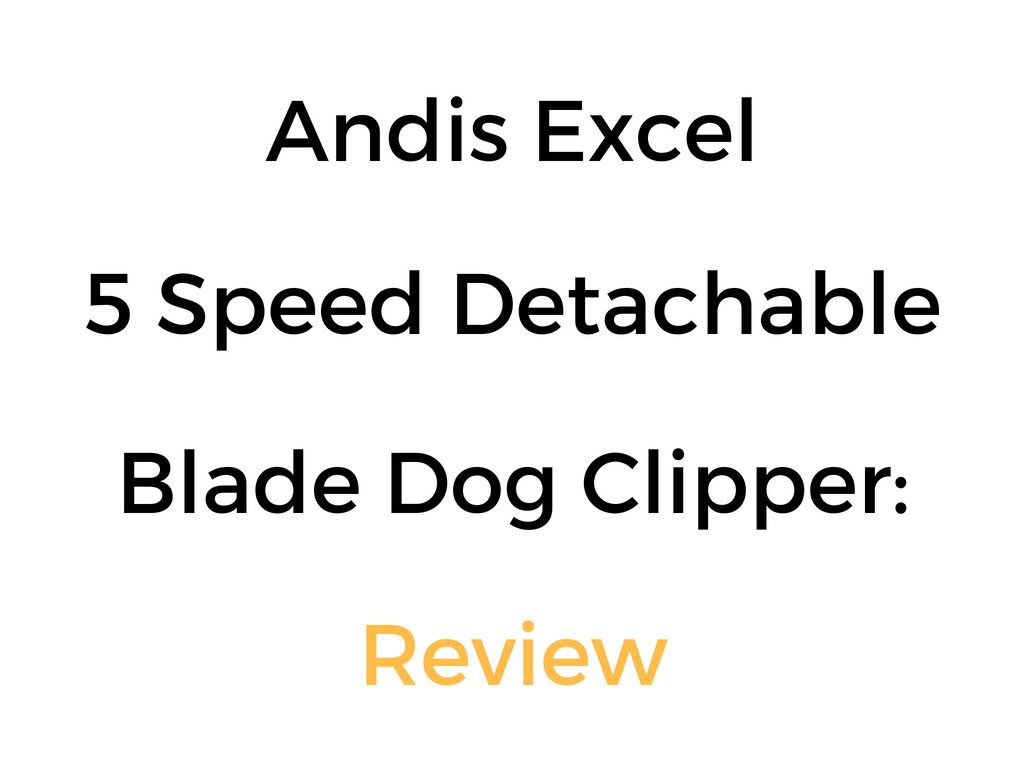 Andis Smc Excel 5 Speed Detachable Blade Dog Clippers Review Buyer S Guide Dog Clippers Clippers Dog Hair