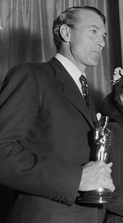 Image result for gary cooper oscars