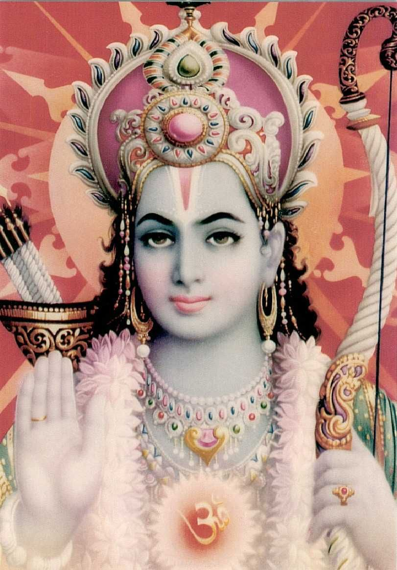 Lord Rama as Vishnu | Sam's pick | Rama lord, Sri rama, Shiva