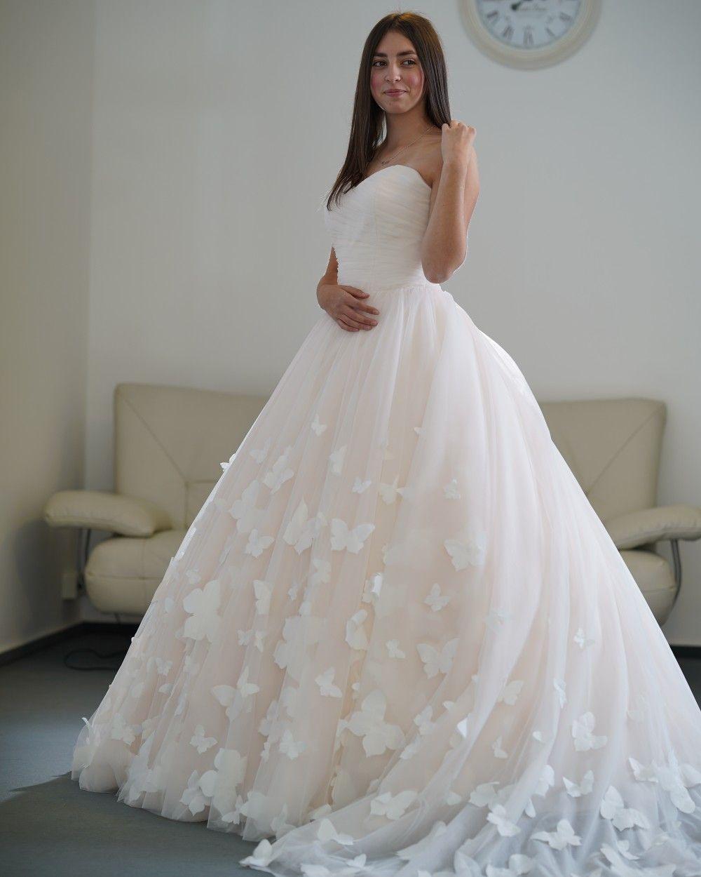 Www Schantal De Anprobe Braut Brautkleid Brautmode