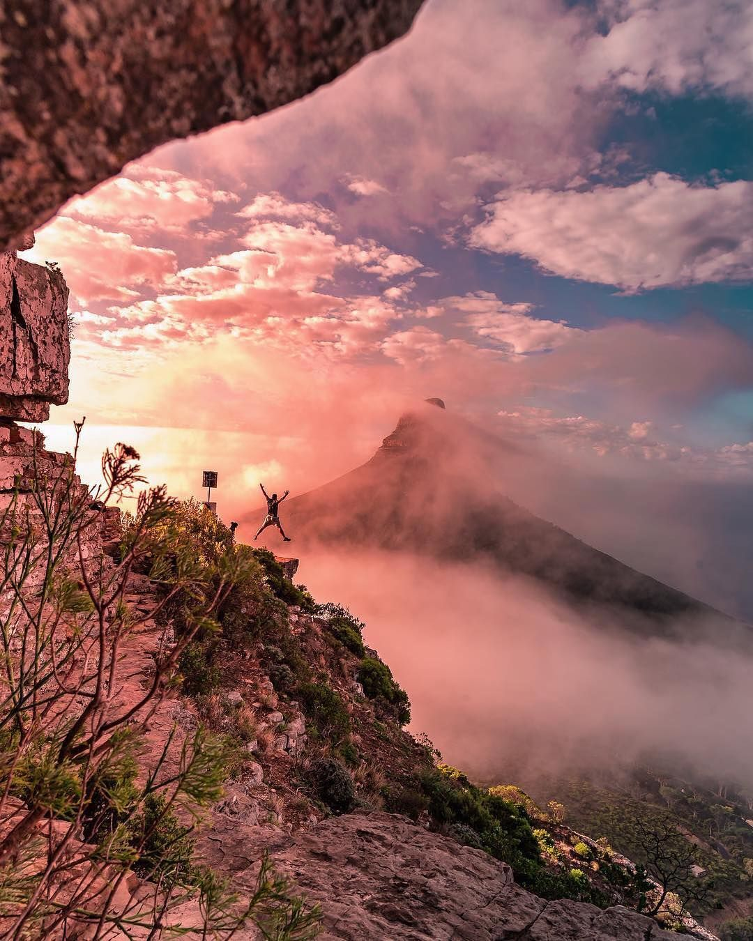 South African Tourism On Instagram Cloud Nine Feels So
