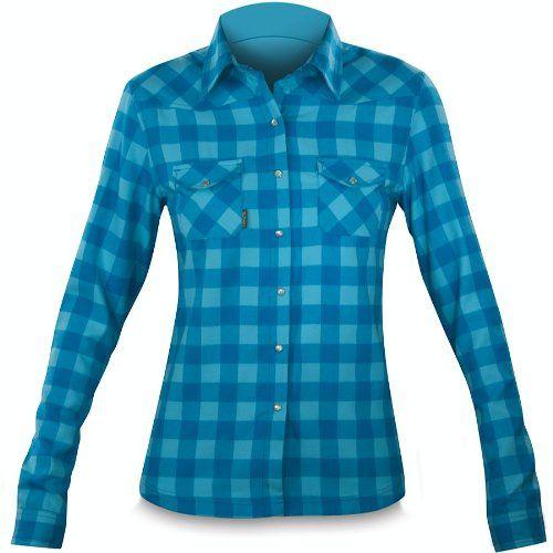 $69.95 Dakine Women's Cypress Flannel Shirt #Clothes