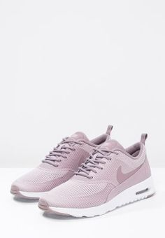 Nike Sportswear AIR MAX THEA - Sneaker low - plum fog/purple smoke/white