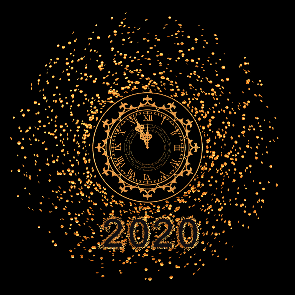 Happy New Year 2020 Images and Wallpapers #happynewyear2020wishes