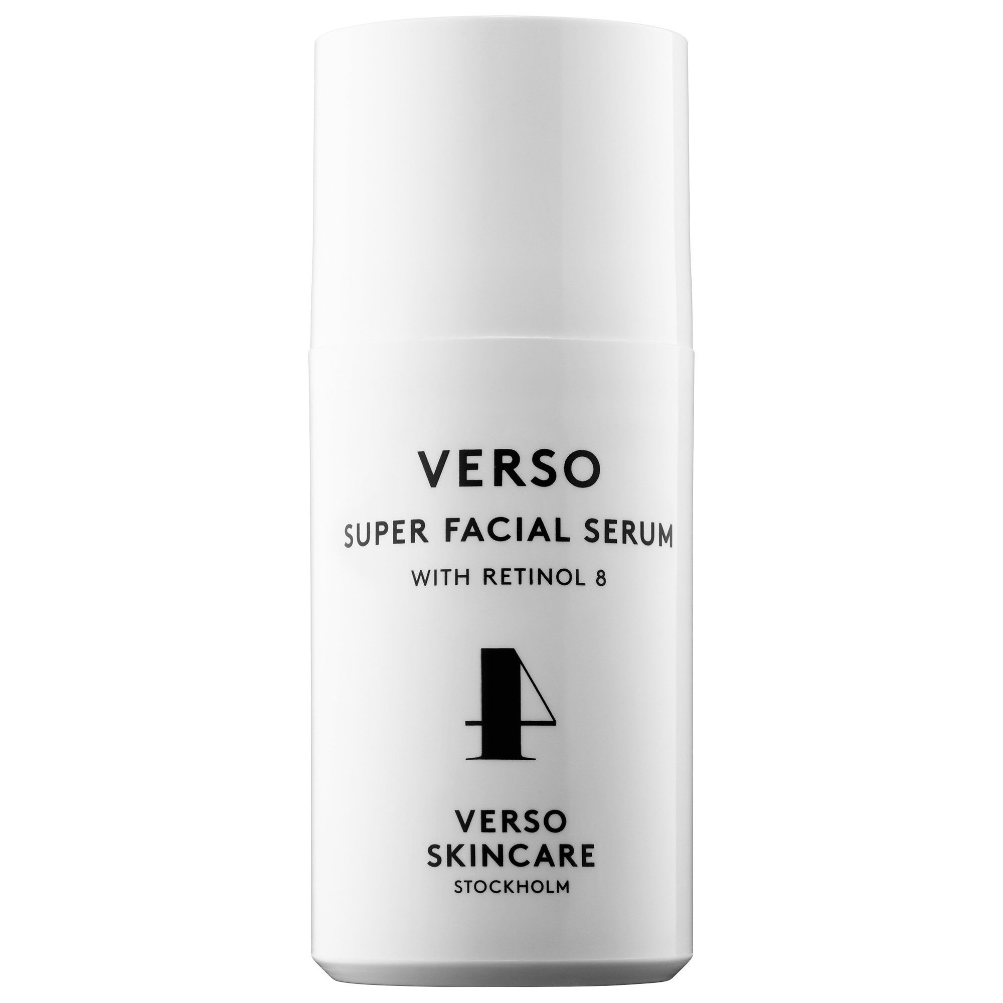 Shop VERSO SKINCARE's Super Facial Serum at Sephora. This healing facial serum contains vitamin C to improve texture and reduce the appearance of discoloration.