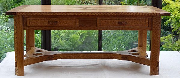 Lataxes Hayrake Table   Readers Gallery   Fine Woodworking