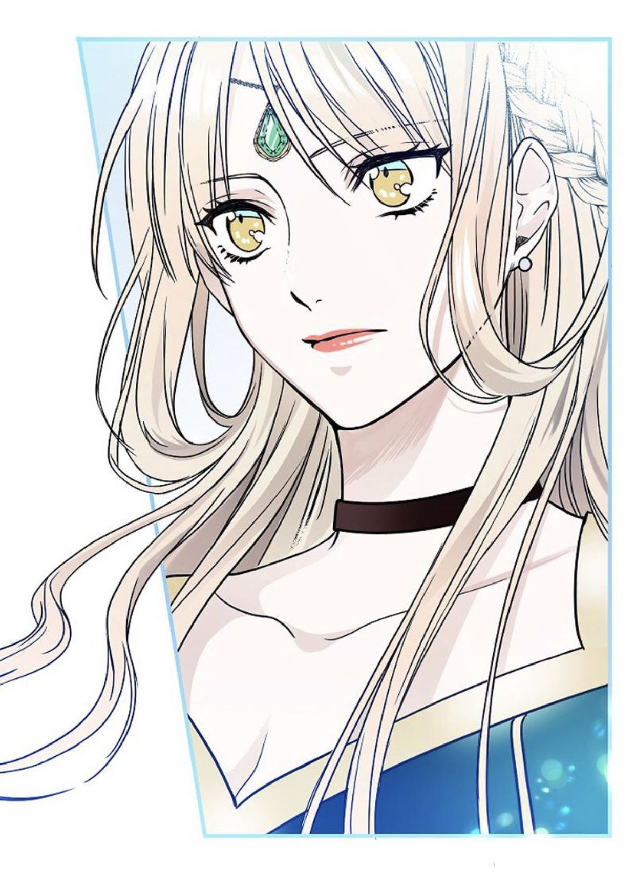 Pin oleh Animemangaluver di My Lord, the Wolf Queen Manga