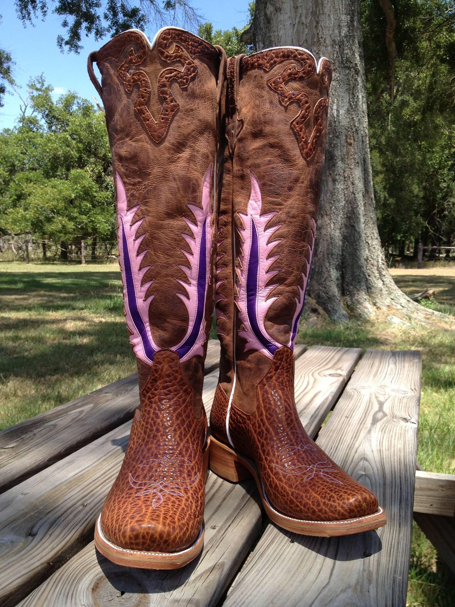 Custom Rios Of Mercedes Cowboy Boots Rios Of Mercedes Boots In