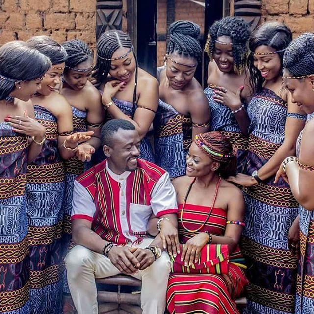 Mariage En Afrique Central