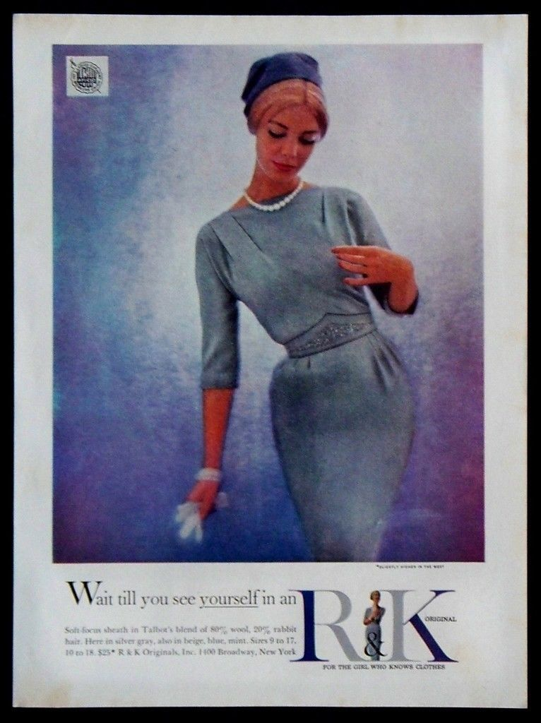 1959 R&K Originals Ladies