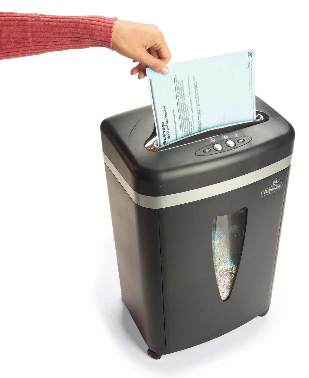 1 must have shred papers to protect your identity new year s