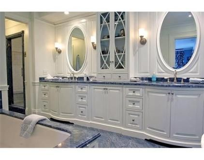 My dream home will definitely have  dual bath vanities.