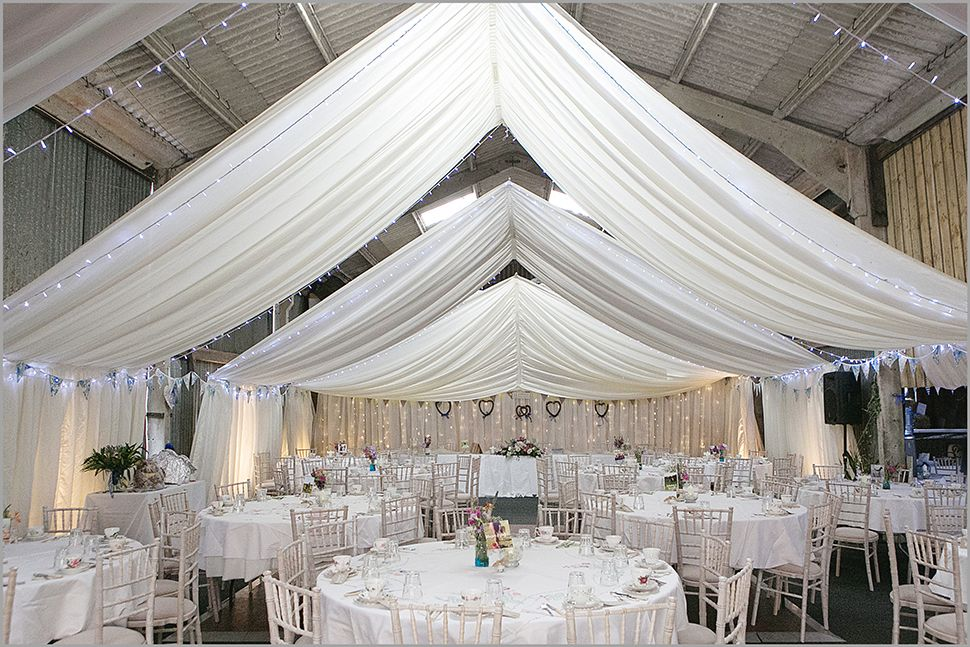 Vintage Barn by Every Occasion Marquees captured by Lee ...
